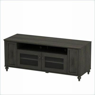 Kathy Ireland by Bush Volcano Dusk TV Stand in Kona Coast Finish