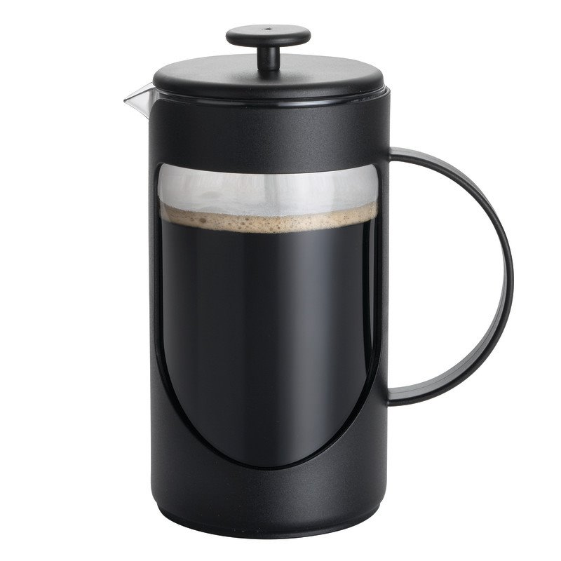 BonJour Coffee 3 Cup French Press in Black 53193