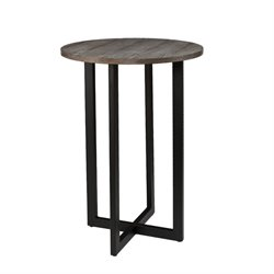 Holly & Martin Danby Pub Table in Black