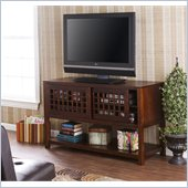 Holly & Martin Akita Media Console in Espresso