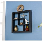 Holly & Martin Arianna Display Shelf 16 in Black
