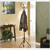 Holly & Martin Blythe Coat Rack in Antique Bronze