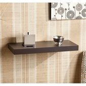 Holly & Martin Cadence Floating Shelf 24 in Espresso