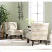 Holly & Martin Chappell Hill Chairs/Pillows in Clapton Jade