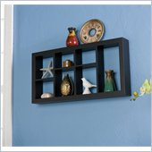 Holly & Martin Collins Display Shelf 24 in Black