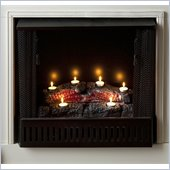 Holly & Martin Davenport Tealight Log
