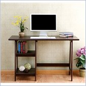 Holly & Martin Gavin Desk in Espresso