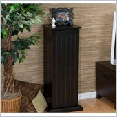 Holly & Martin Hewitt Media Storage Pedestal in Black