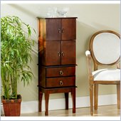 Holly & Martin Isabella Cherry Jewelry Armoire