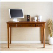 Holly & Martin Jackson Desk in Medium Mahogany