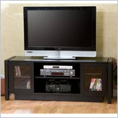 Holly & Martin Kenton TV Stand/Media Console in Black