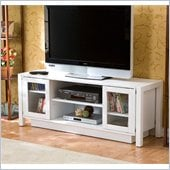 Holly & Martin Kenton TV Stand/Media Console in White