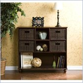 Holly & Martin MacKenzie Country Sideboard in Rich Espresso