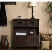 Holly & Martin MacKenzie Storage Console in Rich Espresso