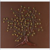 Holly & Martin Oliver Hand Painted Autumn Colored Wall Art