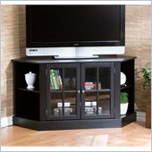 Holly & Martin Parkridge Corner Media Stand in Painted Black