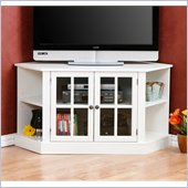 Holly & Martin Parkridge Corner Media Stand in Painted White