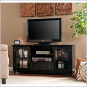 Holly & Martin Roosevelt Large TV Console in Antique Black
