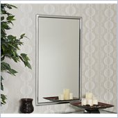 Holly & Martin Roxburgh Chrome Wall Mirror
