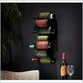 Holly & Martin Soledad Multi-Colored Wall Mount Wine Storage