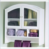 Holly & Martin Sophie Wall Cabinet in White