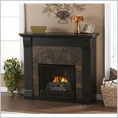 Holly & Martin Underwood Gel Fireplace in Black