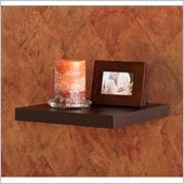 Holly & Martin Vicksburg Floating Shelf 10 in Espresso