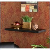 Holly & Martin Vicksburg Floating Shelf 24 in Black