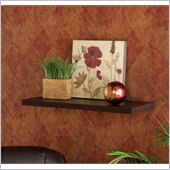 Holly & Martin Vicksburg Floating Shelf 24 in Espresso