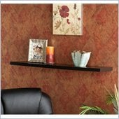 Holly & Martin Vicksburg Floating Shelf 36 in Black
