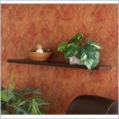 Holly & Martin Vicksburg Floating Shelf 36 in Espresso