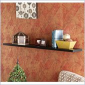 Holly & Martin Vicksburg Floating Shelf 48 in Black