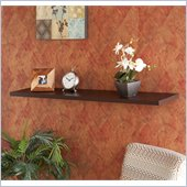 Holly & Martin Vicksburg Floating Shelf 48 in Espresso