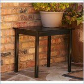 Holly & Martin Warren End Table in Black