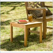 Holly & Martin Warren End Table in Natural