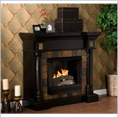 Holly & Martin Weatherford Convertible Gel Fireplace in Black