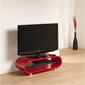 Techlink Ovid TV Stand Red
