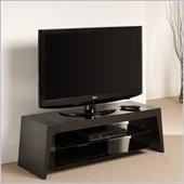 Techlink Form TV Stand in Black