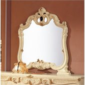 camelgroup Barocco Mirror in Ivory