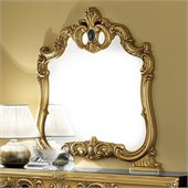 camelgroup Barocco Mirror in Gold