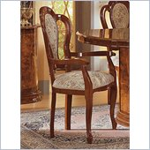 camelgroup Milady Arm Chair in Walnut