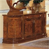 camelgroup Milady 4 Door Buffet in Walnut