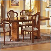camelgroup Milady Dining Table with 18 Extension in Walnut