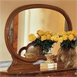 ADD TO YOUR SET: camelgroup Milady Buffet Mirror in Walnut