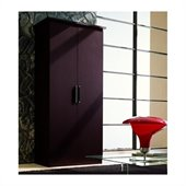camelgroup Miss Italia 2 Door Wooden Wardrobe in Matte Lacquer