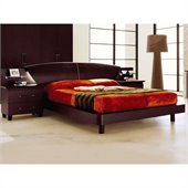 camelgroup Miss Italia Platform Bed in Matte Lacquer