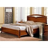 camelgroup Nostalgia Queen Size Bed in Walnut