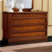 camelgroup Nostalgia Dresser in Walnut