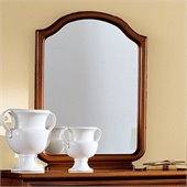 camelgroup Nostalgia Mirror Gendarme in Walnut
