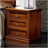 camelgroup Nostalgia Nightstand in Walnut